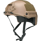 Шлем Fast MH Tactical Helmet (Dark Earth)