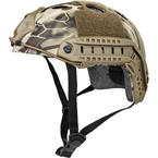 Шлем Fast PJ Tactical Helmet (Kryptek Highlander)