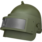 Шлем К6-3 с забралом (Gear Craft) (Olive)