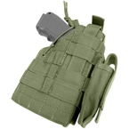 Кобура MOLLE Condor Outdoor Glock Holster (Olive)
