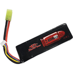 Аккумулятор 11.1V 2400mAh 20C Mini-type (LiPo) StormPower